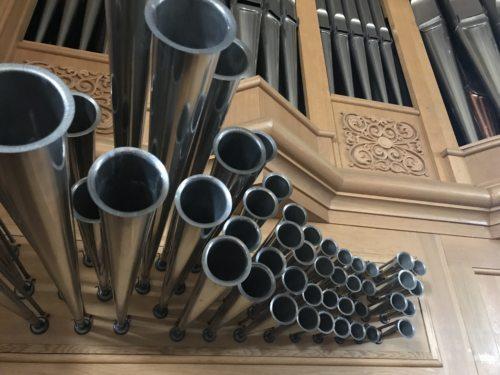 Ausschnitt der Orgel St. Egid (c) KHKronawetter