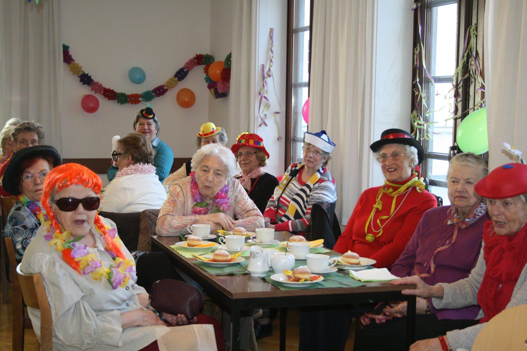 Fasching Für Senioren