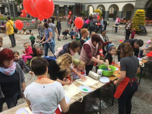 Die Workshops haben die Kinder begeistert. (© Foto: Stadtpastoral )