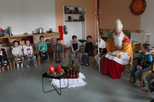 Besuch vom Hl. Nikolaus (Biethan Carmen)