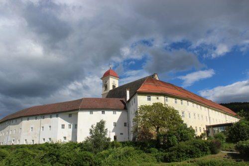 Bildungshaus Stift St. Georgen am Längseee (© Foto: MiHl)