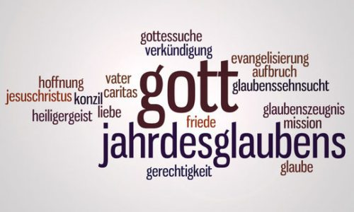 Logo Jahr des Glaubens (© Foto: KH Kronawetter)