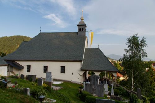 Kirche Kraig (© Foto: Anton Wieser)