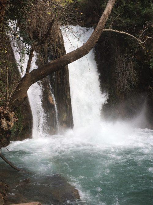 Jordanwasserfall (F. Schodritz)