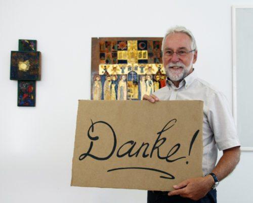 Freut sich über die Großzügigkeit der Kärntner/innen - Caritasdirektor Josef Marketz (foto: Caritas Kärnten)