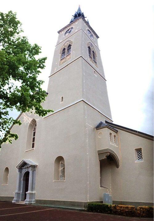 Stadtpfarrkirche Spittal/Drau, Foto:P.Rupitsch