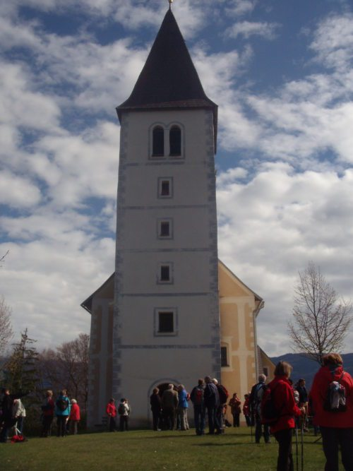 Filialkirche am Josefsberg (Foto: Stiftspfarre)