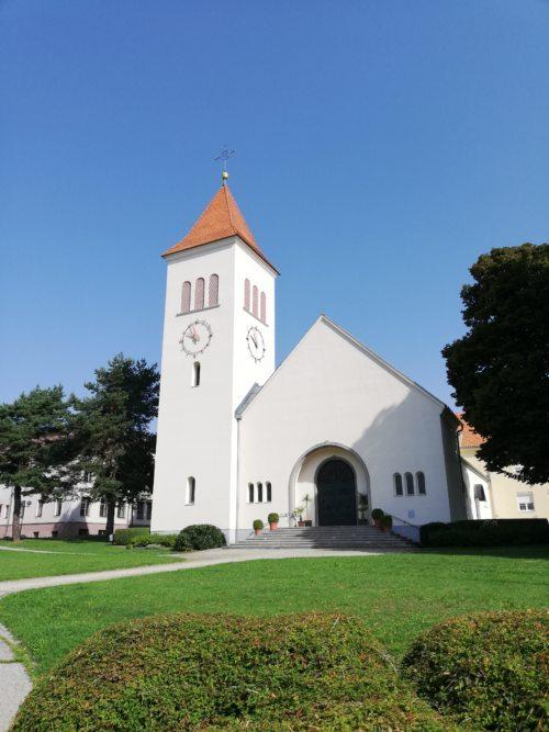 Pfarrkirche Herz Jesu - Bildrechte Sandra Reiterer