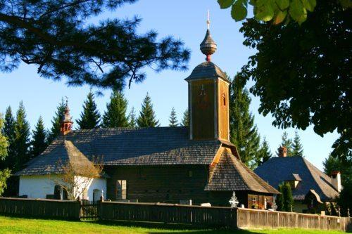 Kirche Dreifaltigkeit am Gray (© Foto: Anton Wieser)