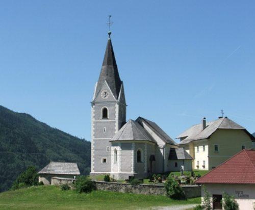 Kirche St. Peter in Tweng (© Foto: Unbekannt)