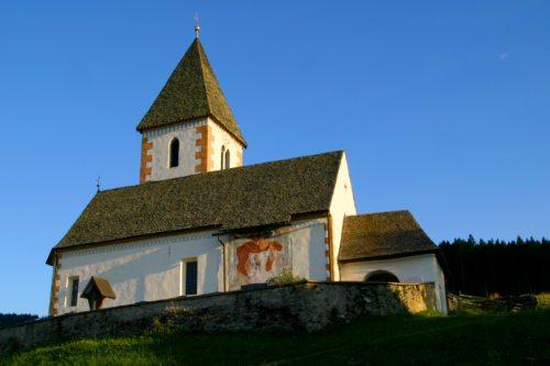 Pfarrkirche Steinbichl (Foto: Anton Wieser)