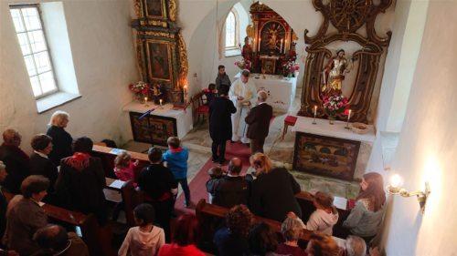 Einladung zur Nachfolge Jesu (Foto: Frank)