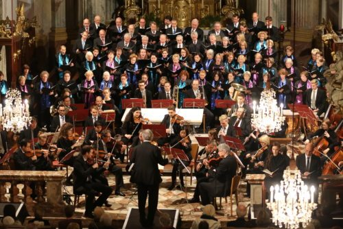 """Am Sonntag, dem 15. Juli, beginnt das traditionsreiche Festival """"Musica sacra"""" der Dommusik im Dom zu Klagenfurt. (Foto: KH Kronawetter / Dommusik)"""