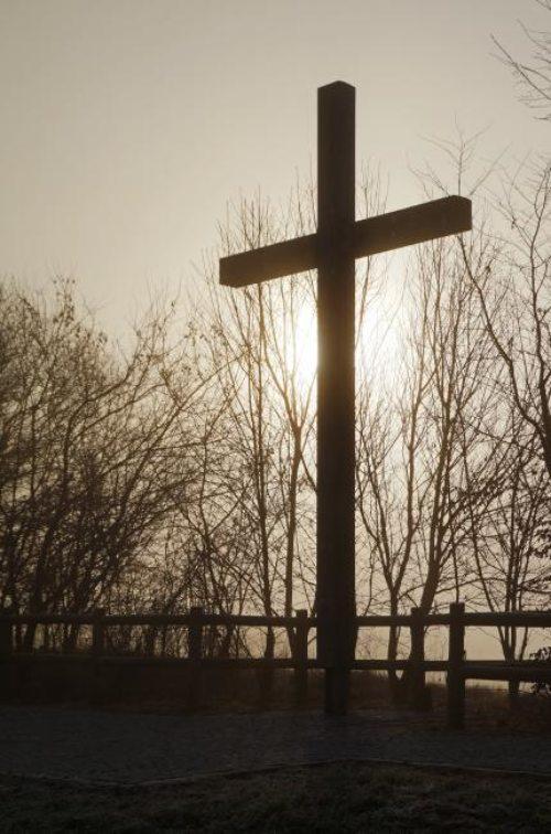 Im Kreuz ist Tod und Auferstehung (© Foto: Martin Manigatterer)