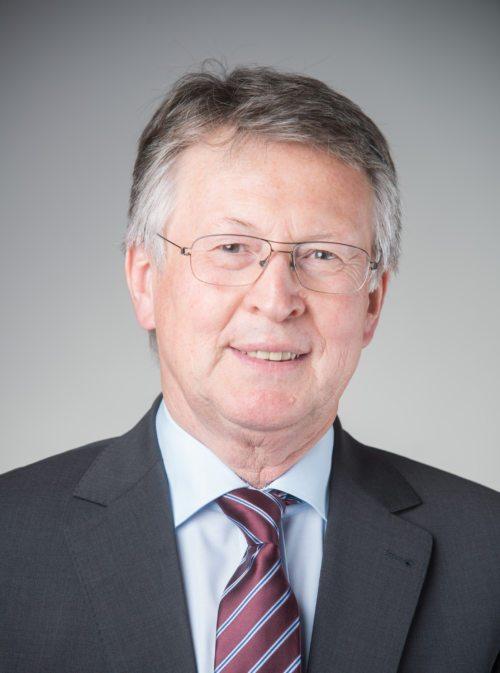 Diözesanökonom und Finanzkammerdirektor Lamprecht trat mit 1. Jänner 2020 in den Ruhestand. Foto: Pressestelle/Neumüller