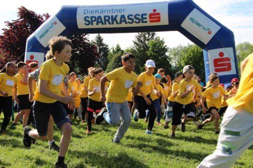 LaufWunder der youngCaritas (© Foto: Caritas Kärnten)