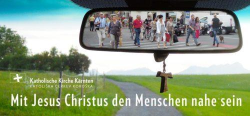 Mit Jesus Christus den Menschen nahe sein ... (© Foto: Internetredaktion / KH Kronawetter)