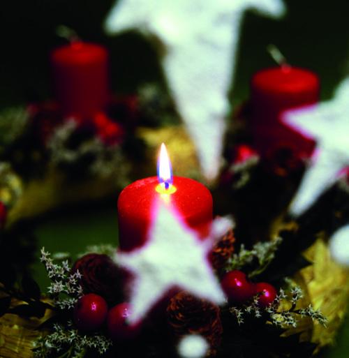 Advent Licht