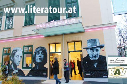 Robert Musil Literatur Museum (© Foto: Musilhaus / Bearbeitung: KHK)