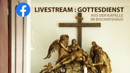 Bild zum Eintrag 'Live-Streaming von Gottesdiensten aus der Kapelle im Klagenfurter Bischofshaus'