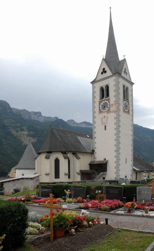 Pfarrkirche Maria Hilf Assumptio (Foto: Pfarre)