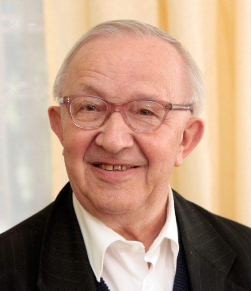 P. Carlo Mertelj ist im 95. Lebensjahr verstorben. Foto: Pressestelle/Eggenberger