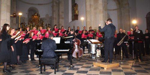 Chorkonzert in der Stiftskirche St. Paul (© Foto: Kultursommer St. Paul)