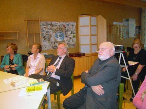 Gesprächsrunde (© Foto: J.Naverschnigg)