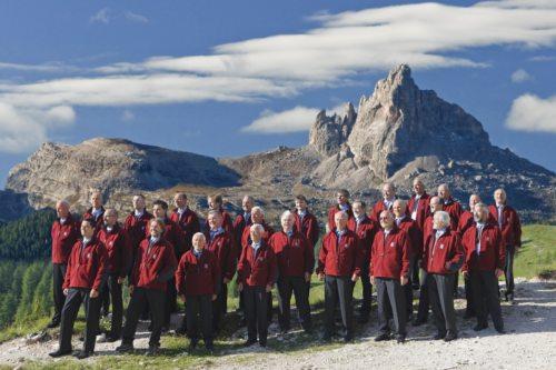 Ein einzigartiger Chor (© Foto: Montanara)