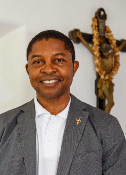 Pfarrprovisor Mag. Charles Ikechukwu Ogbunambala  (© Foto: Anton Wieser)
