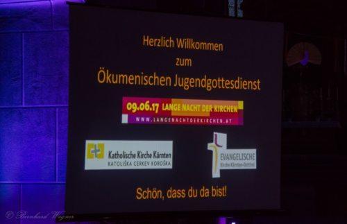 """""""Oh my God"""" Ökumenischer Jugendgottesdienst (© Foto: Mag. Bernhard Wagner)"""