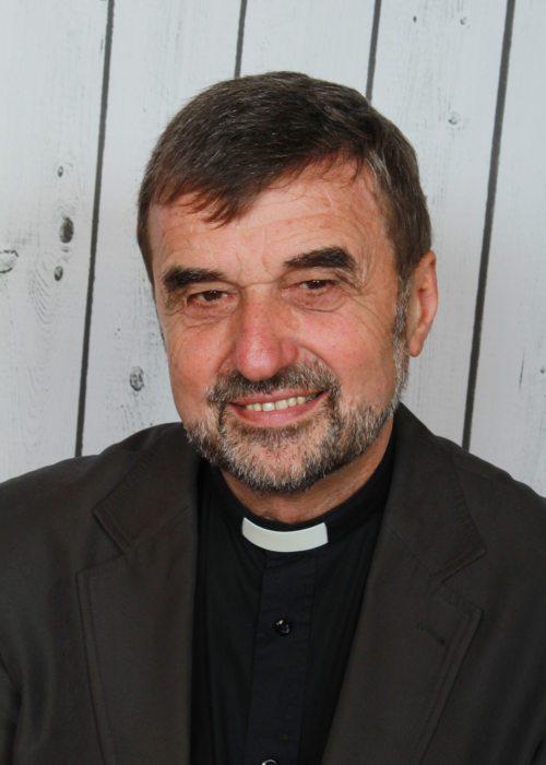 Dechant Opetnik, neuer Rektor der Autobahnkirche; Foto: privat