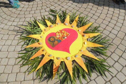 Sonne im Herzen (© Foto: Maria Ritscher)