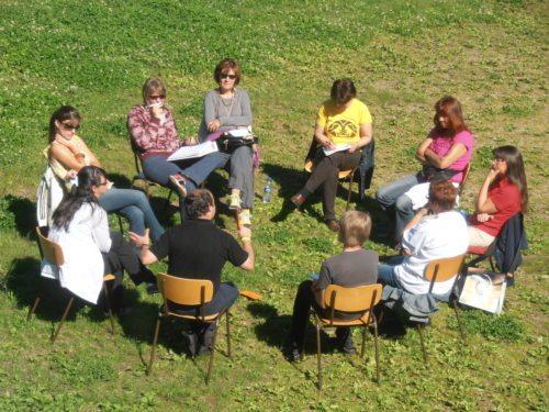 Jugendarbeit Fortbildung 2012 (© Foto: KJ)