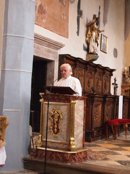 Diakon Gottfried Taupe (© Foto: Privat)