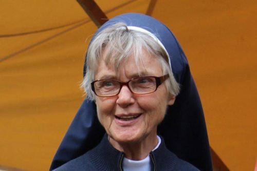Sr. Pallotti, Vorsitzende der Frauenorden Kärntens feiert ihr Goldenes Professjubiläum.  (© Foto: Pallotti )