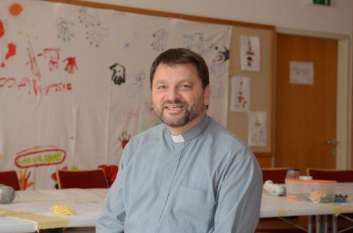 Pater Siegfried Kettner SDB kathbild