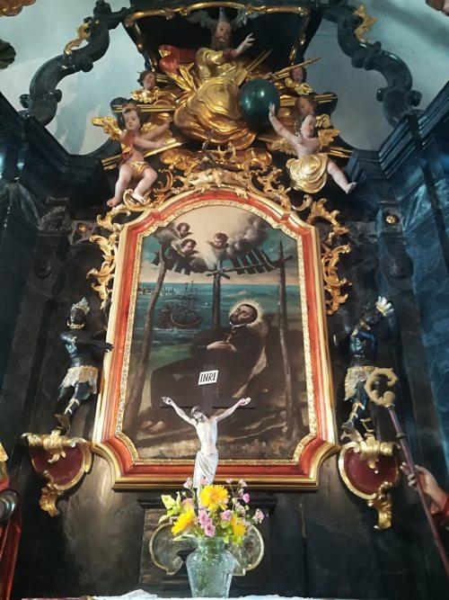 Hl. Franz Xaver; Bild PGR St. Franzisci