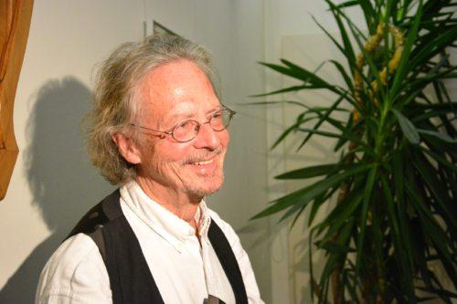 Dobitnik Nobelove nagrade za književnost Peter Handke (Gotthardt)