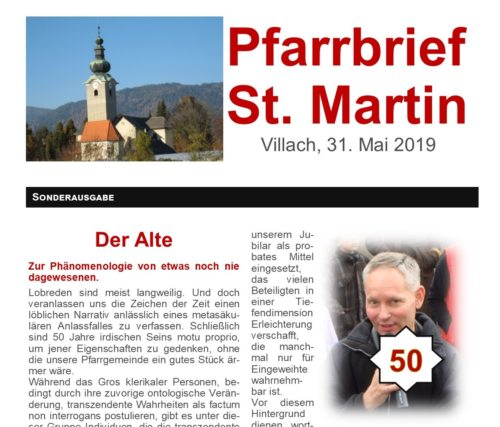 Redaktion: Dekanat Villach-Stadt