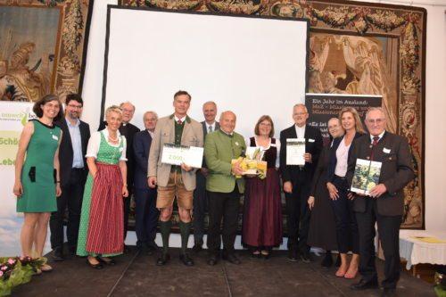 Ein Hauptpreis ging an die Pfarre Maria Saal © Foto: Markus Langer / EDW-Wien