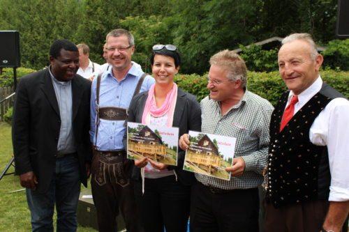Gewinner der Hauptpreise 2x 1 Woche Almurlaub in der Pfarrhütte (© Foto: MA)