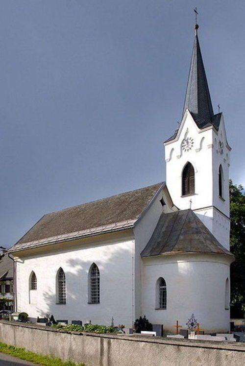 Pfarrkirche St. Niklas | Farna cerkev Šmiklavž Foto: © Pfarrarchiv