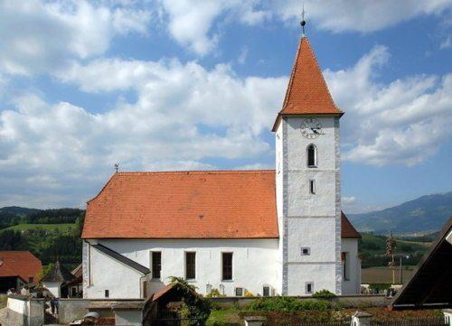 Pfarrkirche St. Martin (© Foto: Pfarre St. Martin)
