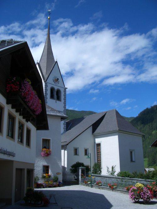 Pfarrkirche St. Peter im Katschtal (© Foto: Foto Pfarre)