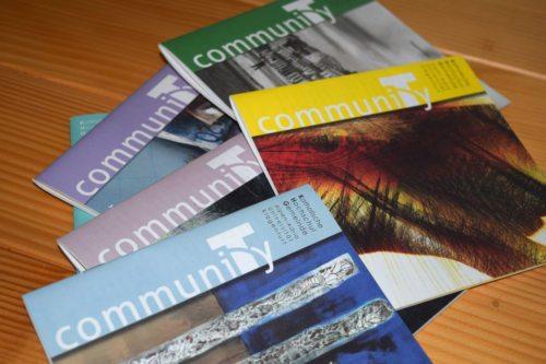 Community - das Programmheft der KHG © KHG