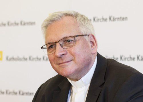 Bischof Dr. Werner Freistetter (Foto: KH Kronawetter/Internetredaktion)