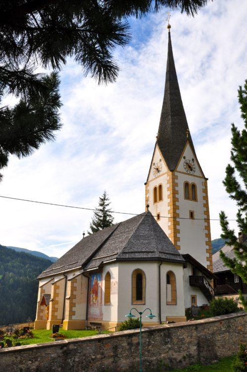 Pfarrkirche Kaning (Foto: Johann Jaritz, commons.wikipedia.org)