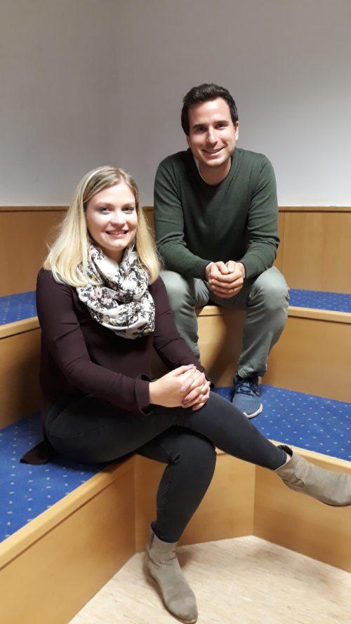 Sandra Rasinger & Mario Maurer (Foto: Markus Pippan)