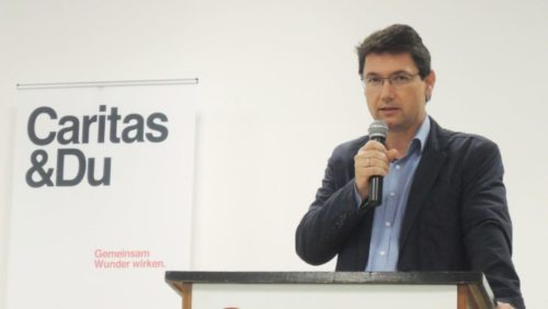 Ernst Sandriesser (Caritas)